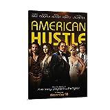 YANDING American Hustle Filmposter, Leinwand-Kunst-Poster
