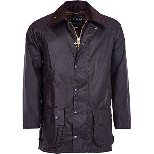 Barbour Beaufort Wachsjacke für Herren, rustikal, Größe 48