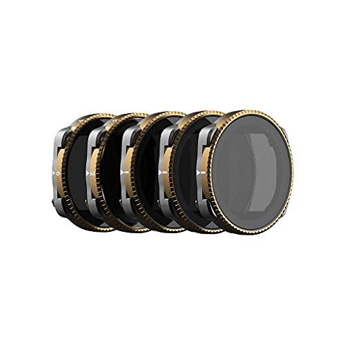 PolarPro Filter für DJI Mavic Air 2s Directors Kit 5 Stück