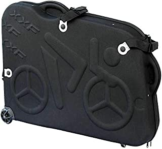 CyclingDeal Bike Bicycle Air Flights Travel Hard Case Box Bag EVA Material Light Weight and Durable - Great 700c Road Bike 26