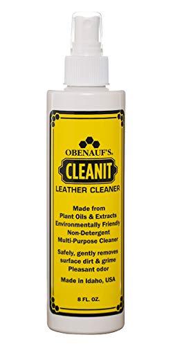 Obenauf's Cleanit Leather Cleaner (8 fl-oz Spray Bottle)