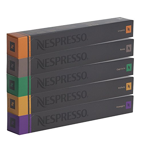 Photo de lot-de-50-capsules-nespresso