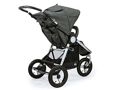 Bumbleride Indie All Terrain Stroller - Dawn Grey Mint