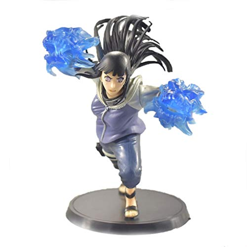 siyushop Hinata Hyuga Xtra 1/10 Skala Figur Naruto Shippuuden High 16 cm (Nicht Originale Version)