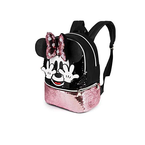 41Pu2oNp+ZL. SS600  - Minnie Mouse Shy-Mochila Bouquet