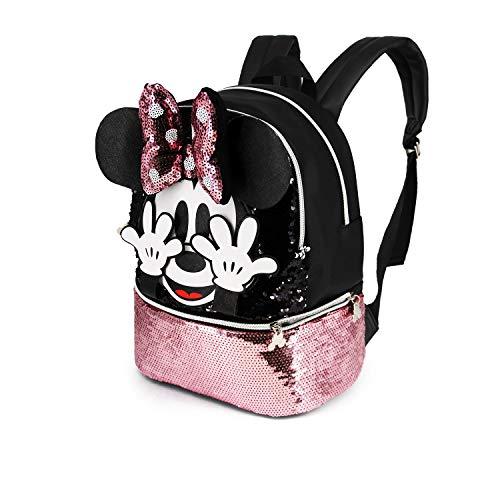 41Pu2oNp+ZL - Minnie Mouse Shy-Mochila Bouquet