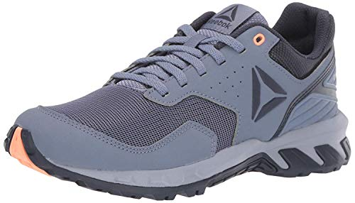 Reebok Damen Ridgerider Trail 4.0 Wanderschuh, Denim/Indigo/Navy/Sunglow, 35.5 EU