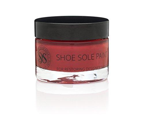 Save Your Sole Absatzfarbe von Save Your Sole, rot
