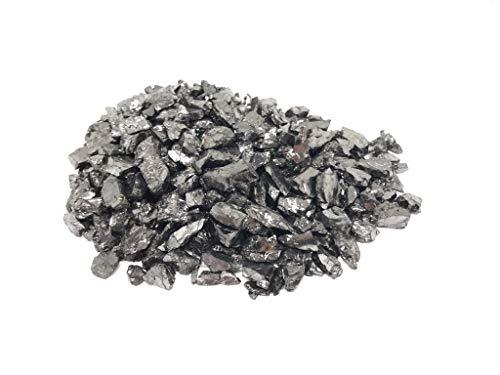 Karelian Heritage Elite Schungit-Kristalle, 50 g, natürliche Heilsteine ES103