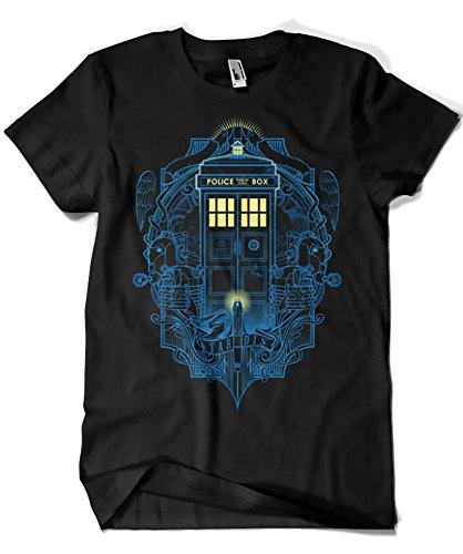 Camisetas La Colmena 519-Camiseta T4RD1S V1 (StudioM6)
