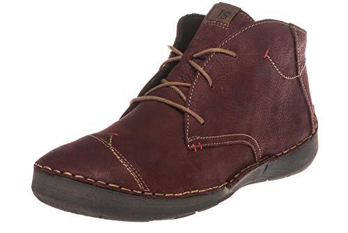 Josef Seibel Damen Fergey 18 Desert Boots Rot (Bordo 410) 39 EU