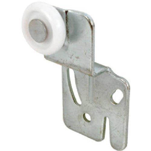 Slide-Co 16216-B Closet Door Roller, Back, 1/2-Inch Offset, 7/8-Inch Nylon Wheel,(Pack of 2)