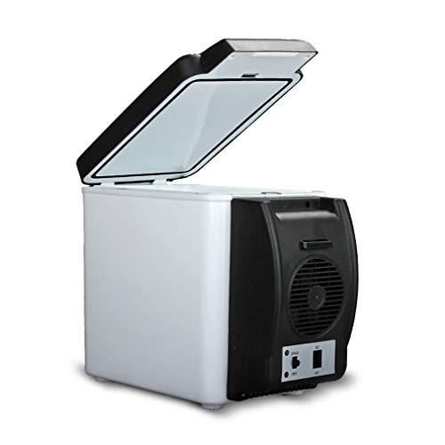 RUIXFAP Mini tragbarer Kompressor Kühlschrank mit Gefrierfach AC- oder DC-Kühler   Essen, Trinken, Wein   Camping, Reisen, Picknicks