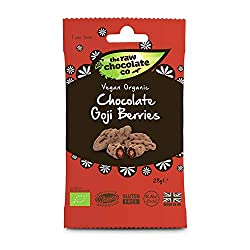 VEGAN CHOCOLATE: At The Raw Chocolate Company we use only pure & simple, natural raw ingredients - Peruvian raw cacao, organic cacao butter, and other organic plant based ingredients, to make pure feel good chocolate, certified by the Vegan Society U...