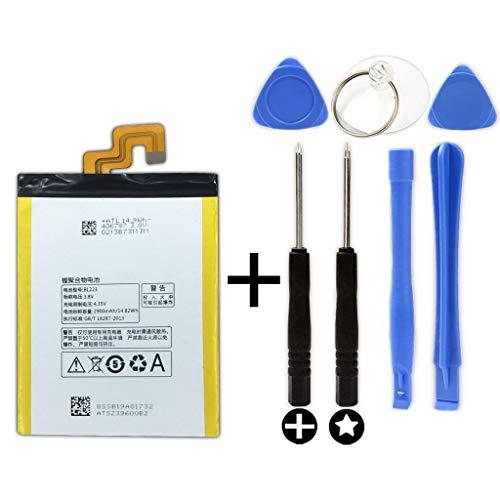 Bateria para Lenovo Vibe Z2 Pro / K920 / K80 / K80M / K7 + Herramientas | BL223