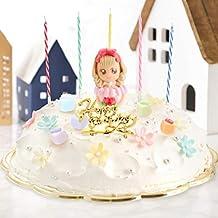 誕生日ケーキ バースデーケーキ プリンセスケーキ 7号[凍]いちご 誕生日 ケーキ ギフト デコレーション
