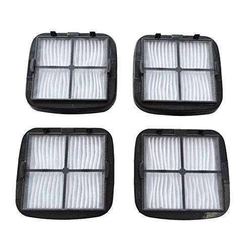 EZ SPARES 4pcs Replacement for Bisel Cleanview Hand Vac Filter Hepa Filter Screen,CleanView Vacuums,Hand Vac Auto-Mate,Fits No. 2037416, 2031432 97D5 …