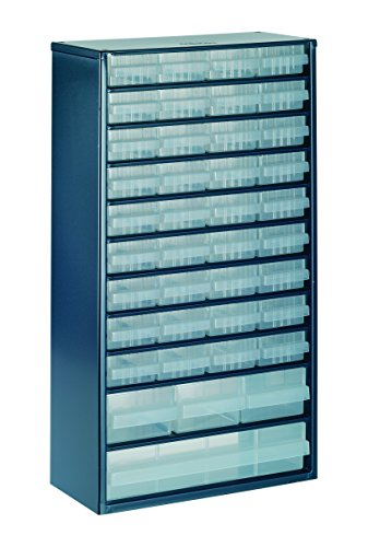raaco 137430 Stahlmagazin 1240-123, dunkelblau