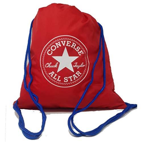 Converse All Star Bolsa 40 cm 20 l Rojo Logotipo biaco Unisex