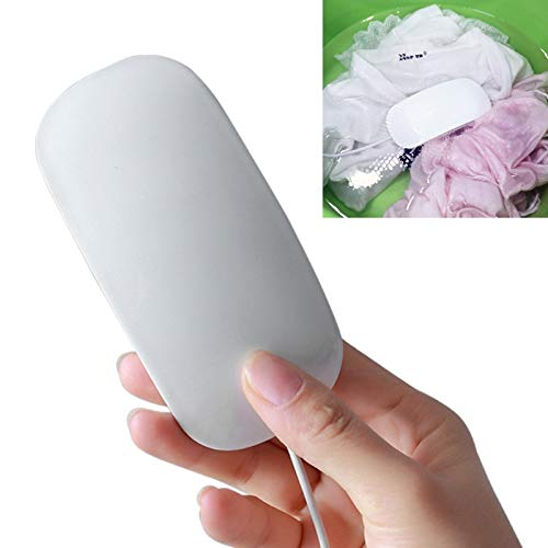 nobrand Haushalts-Reinigungsmittel JRC tragbare Mini-Ultraschall-Waschmaschine Multifunktionale Waschmaschine Haushaltsreinigungsgeräte