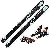 Kästle FX95 - Sci Allmountain Freeride Tip & Tail Rocker, 189 cm, con attacco Kingpin 10