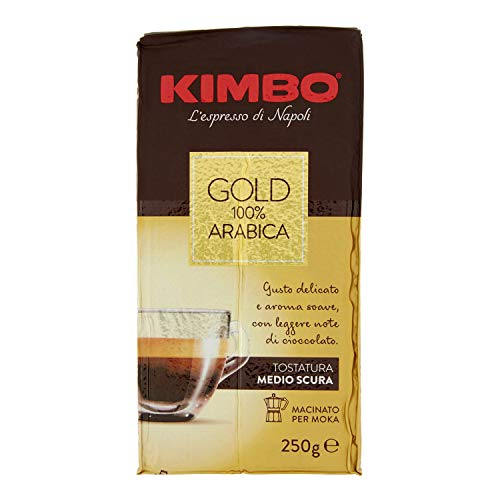 41PuCalvPwL CAFFE KIMBO MACINATO