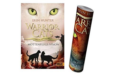 Beltz & Gelberg Warrior Cats - Special Adventure. Mottenflugs Vision + Warrior Cats Poster by Collectix