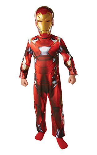 Rubie's IT620676-M - Costume Iron Man Classic, M