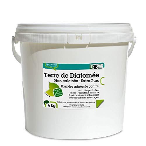 Agro Sens Terre de diatomée Grise, poulailler et élevage. 4 kg