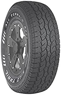 Multi-Mile WILD TRAIL A/T All-Terrain Radial Tire - 245/65R17 107T