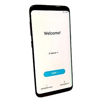 SAMSUNG SM-G950 Galaxy S8 Unlocked 64GB - US Version  Midnight Black  - US Warranty