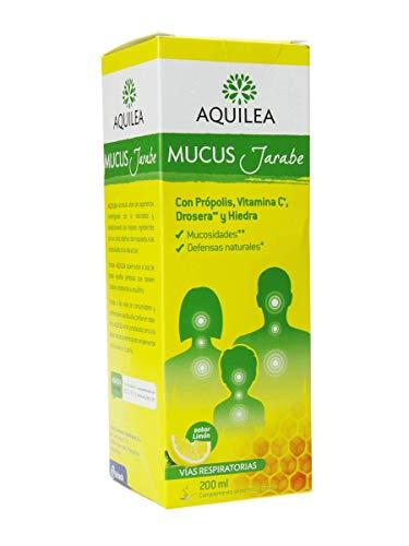 AQUILEA Mucus Jarabe, Blanco, 200ml