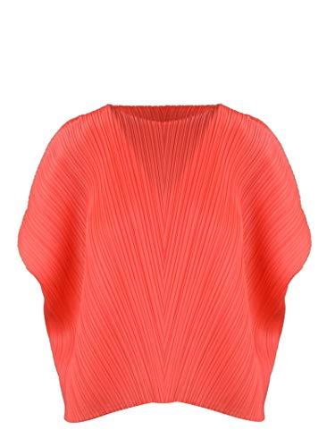PLEATS PLEASE ISSEY MIYAKE Luxury Fashion Damen PP06JK78125 Rot Bluse | Frühling Sommer 20