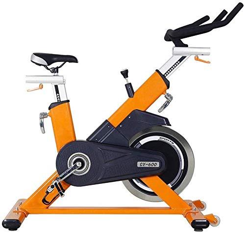 Bicicleta estática para interior o interior, para entrenamiento en casa o aeróbico.