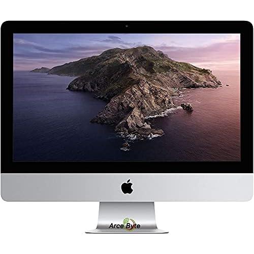 Apple iMac / 21,5 pollici/Intel Core i5, 2.7 GHz / 4 core/RAM 8GB / SSD 250 GB HDD/ ME086LL/TAST&MOUSE COMPRESI (Ricondizionato)
