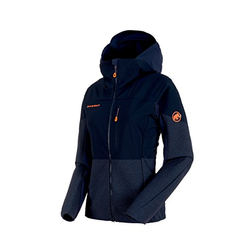 Mammut Eisfeld Light So – Jacke, Damen, Blau (Night)