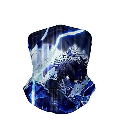 N/X Multifunctionele hoofddoek rijsjaal hals leggings elastisch ademend bivakmuts hoofddeksel halssieraad hoofdband outdoor fietsen motorfiets
