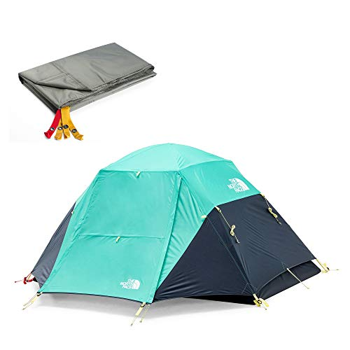 The North Face Stormbreak 3 Three-Person Camping Tent and Footprint