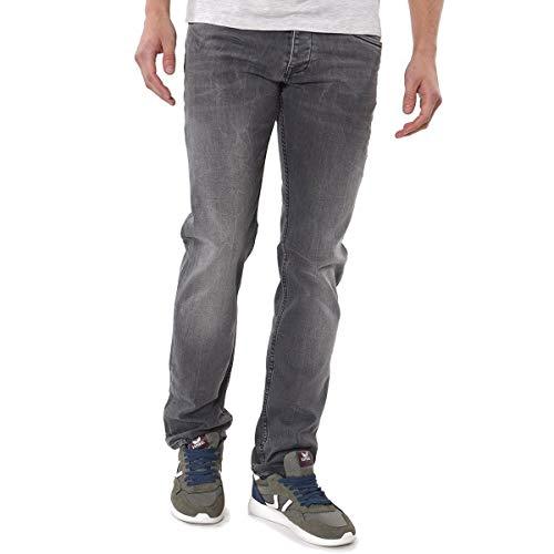 Kaporal Ambro Jeans Homme, Gris, 30W / 32L