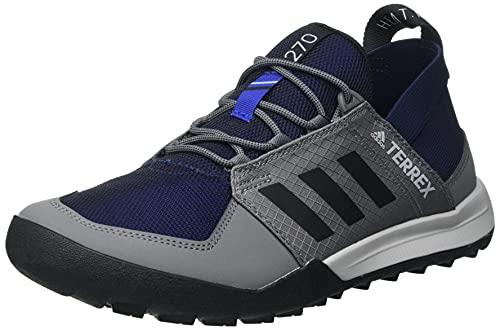 adidas Unisex Terrex Daroga H.RDY Low Rise Hiking Boots, Azurea Negbás Gricua, 10.5 UK