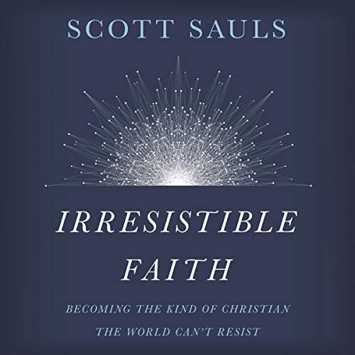 Irresistible Faith audiobook cover art