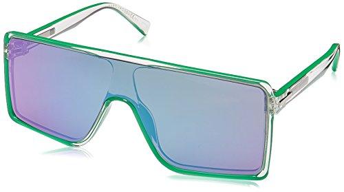 Marc Jacobs Marc 220/S T5 0OX 99 Gafas de sol, Verde (Core Grn Ruth/Gy Grey), Unisex Adulto