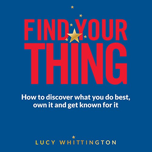 Find Your Thing audiobook cover art