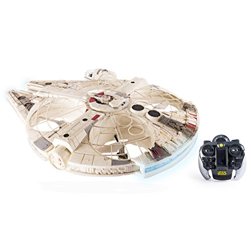 Air Hogs - Star Wars Remote Control Millennium Falcon XL...