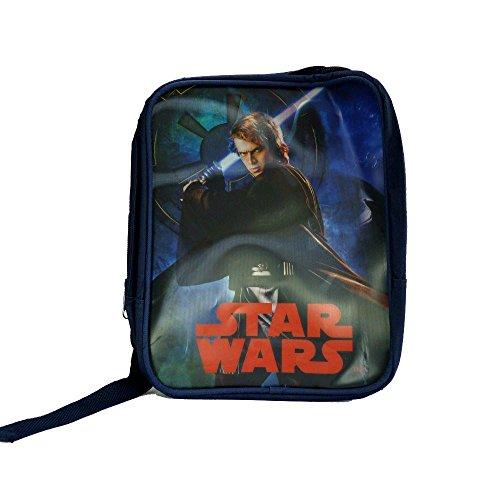 Star Wars Darth Vader 3D Rucksack mit Luke Skywalker Hologramm