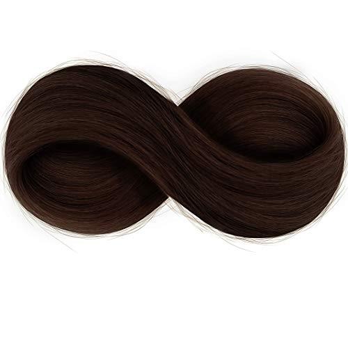 LCP Hairproducts Premium Tape In Extensions – 50 cm Virgin Echthaar – 10er Set 50 cm á 2,5 g