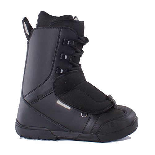Rossignol 2015 Excite RSP Domes Snowboard Boots Black 7