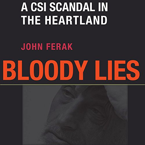 Bloody Lies audiobook cover art