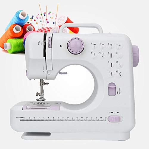 Why Choose Biunixin Electric Sewing Machine, Household Hand-held Tailor Electric Sewing Machine with...
