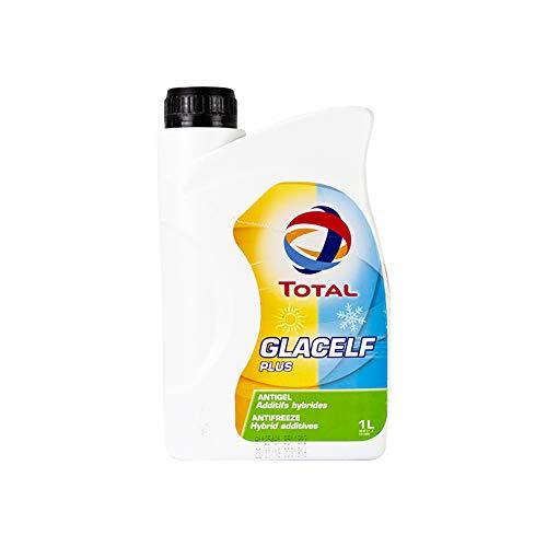 Total Glacelf Plus Kühlerfrostschutz Kühlerschutz Kühlerwasser Konzentrat Glysantin Antifreeze blau grün G11 1L 172765